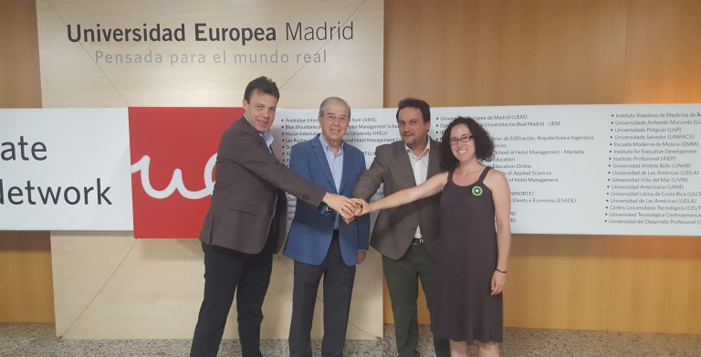 Convenio con Federación Autismo - Universidad Europea de Madrid